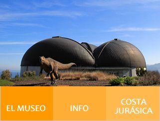 Museo Jurásico de Asturias, dinosaurios asturias