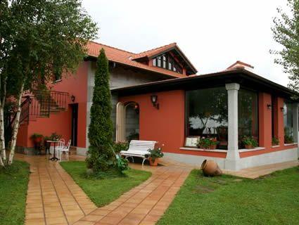 Rural hotel El Pagadín