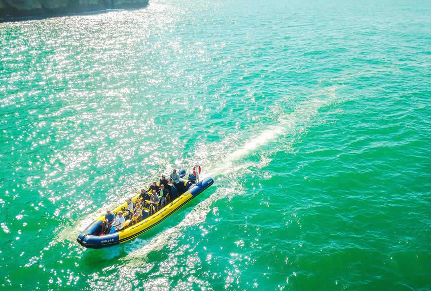 Nautilus: Bootsfahrten durch Ribadesella