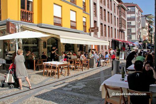 Restaurante el campanu cangas de on s restaurantes cangas - Marisquerias en asturias ...