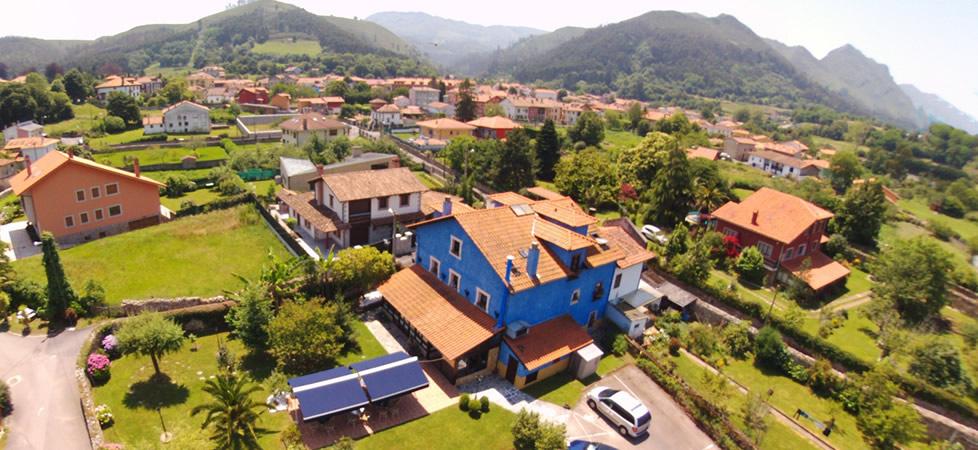 Hoteles llanes la casona de nueva hoteles rurales llanes for Hoteles con piscina asturias