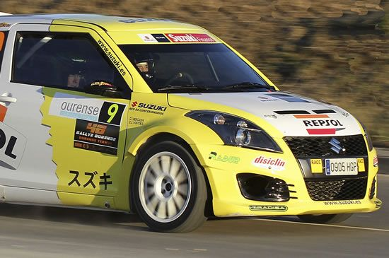 40 Rally Villa de Llanes