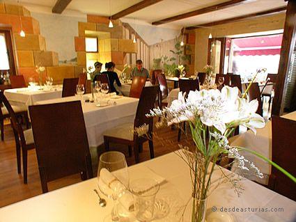 Michelin starred restaurants in Asturias