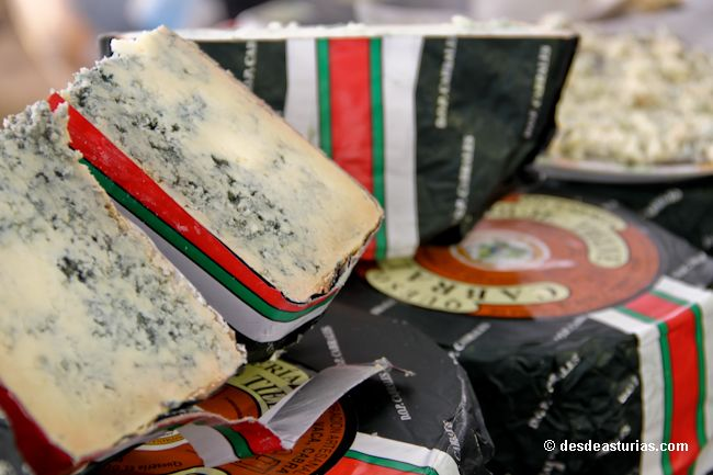 Cabrales: the best cheese in Spain
