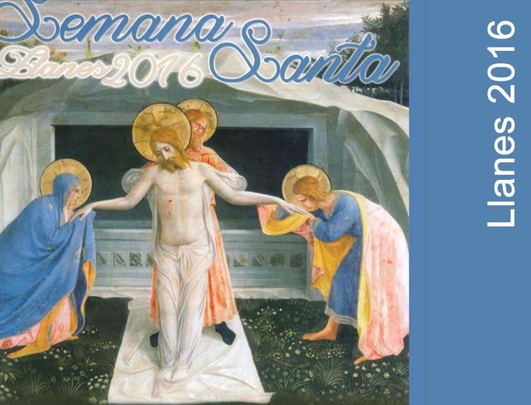 Holy Week Llanes 2016