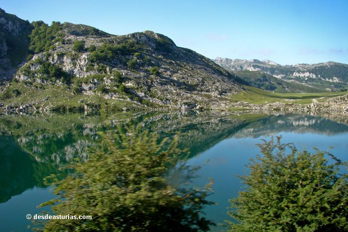 Plan Seen von Covadonga 2020