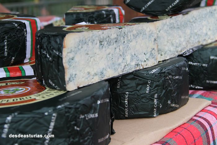 Cheese from Asturias at the World Cheese Awards