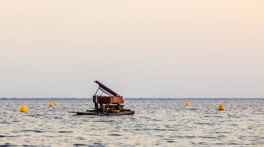 Floating Piano Tour