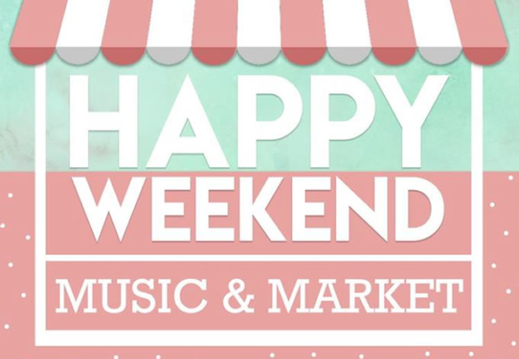 «Happy Weekend Music & Market» 2018