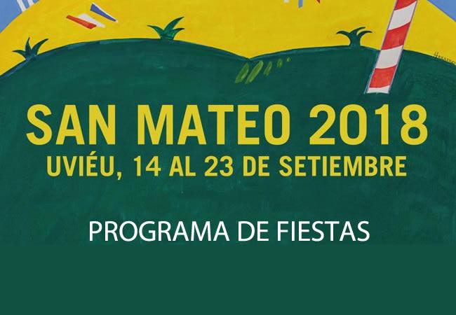 San Mateo Oviedo 2018