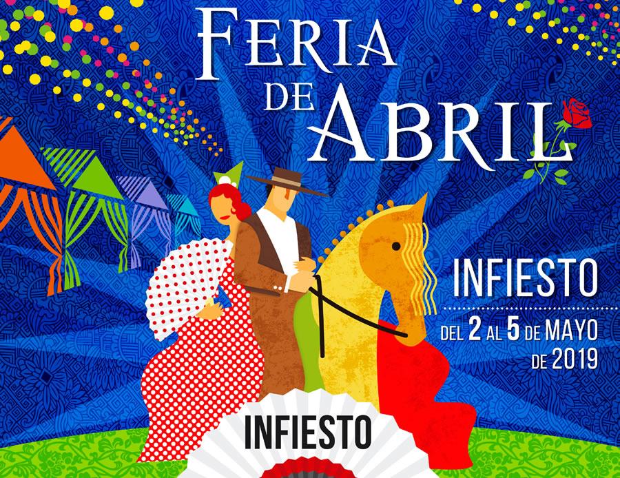 Feria de Abril Infiesto 2019