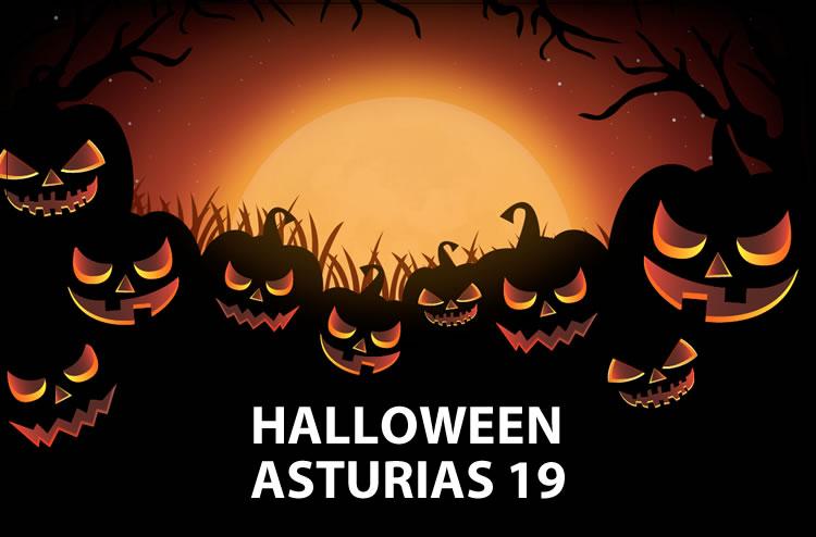 Halloween Asturias 2019