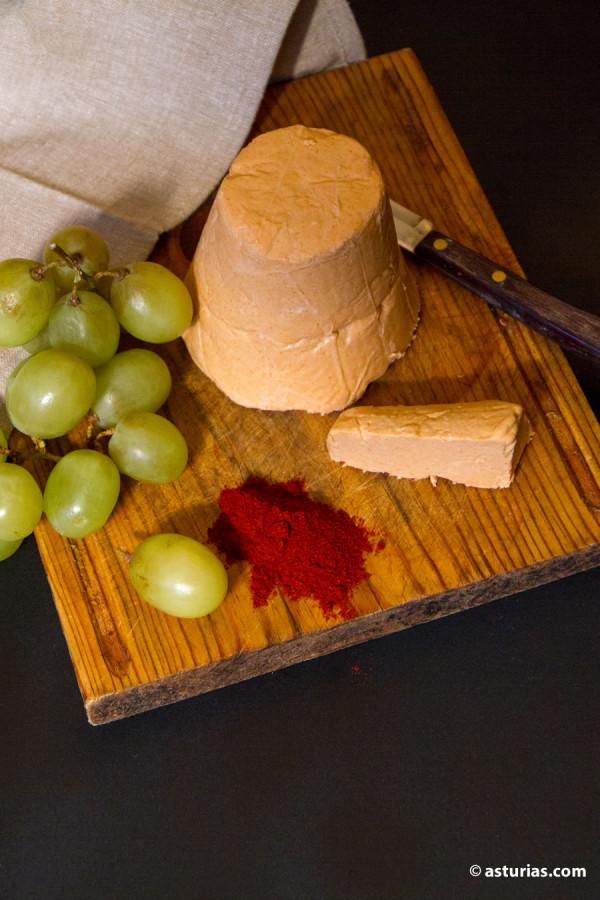 Venta de queso Afuega'l Pitu online. Quesos artesanos de Asturias.