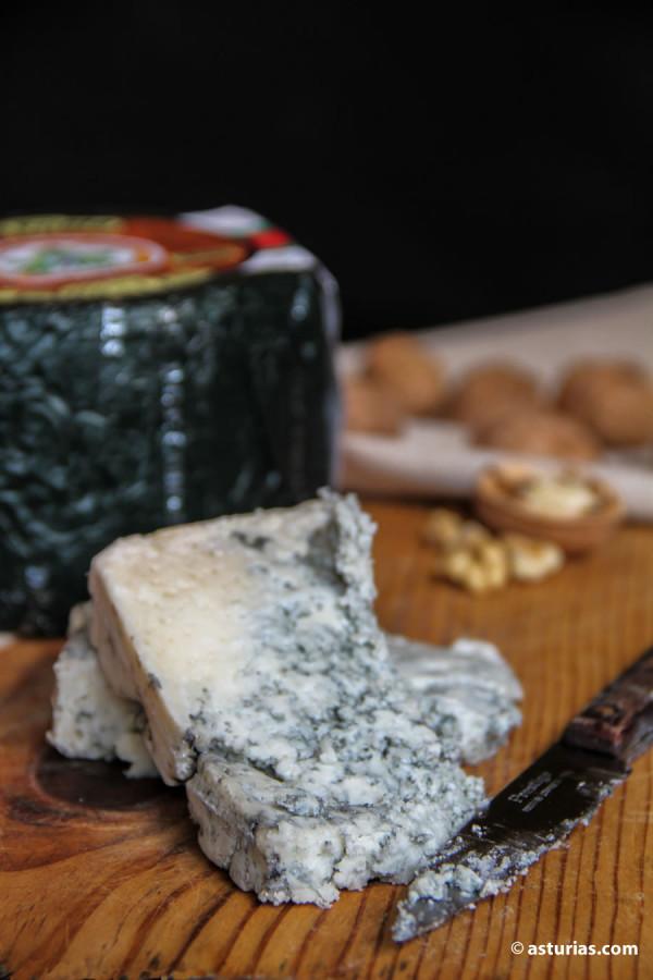 Venta de queso Cabrales online. Quesos artesanos de Asturias.